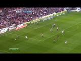 Чемпионат Испании 2012/13. 29 тур. Атлетик Бильбао-Гранада. 1 тайм